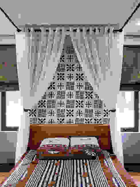 NEW HOUSE Phòng ngủ phong cách tối giản bởi RÂU ARCH Tối giản