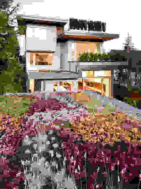Roof Garden 04 de homify Moderno