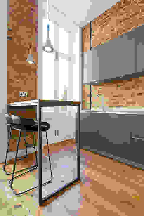 Longridge Road Nhà bếp phong cách hiện đại bởi Novispace Hiện đại