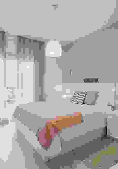 Inspiración para dormitorio de Vero Capotosto Moderno