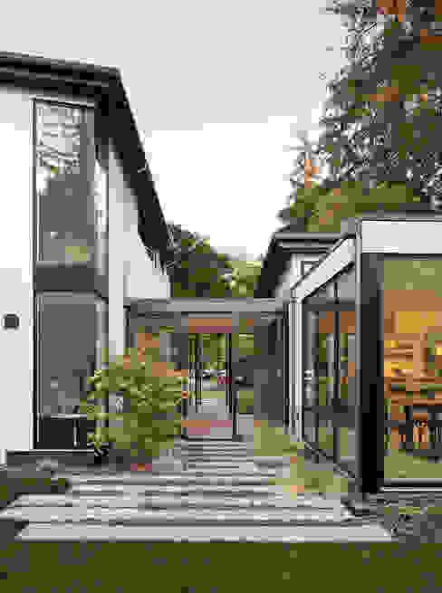 Moderne huizen van Feldman Architecture Modern