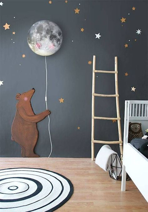 Nursery/kid's room by Vero Capotosto ,