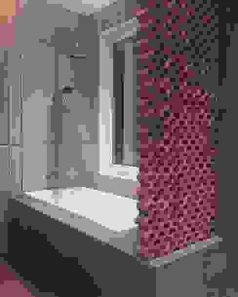 Konsep kamar mandi Unfinished Kamar Mandi Minimalis Oleh Hanez Minimalis Beton