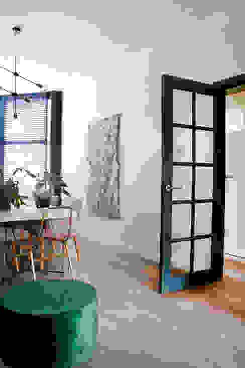 Eetkamer Eclectische eetkamers van FORM MAKERS interior - concept - design Eclectisch Hout Hout