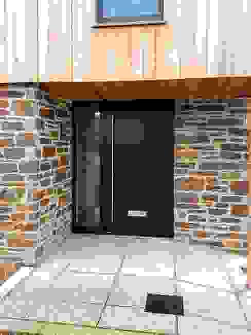 30 Ideas For A Modern Front Door