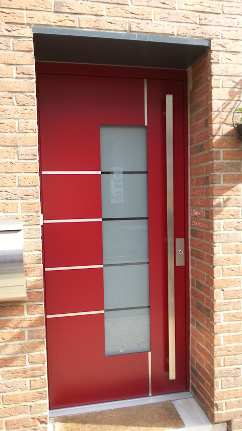 General Images 根據 RK Door Systems 現代風