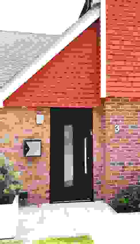 General Images RK Door Systems Portes d'entrée