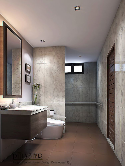 K'Vatee House Pilaster Studio Design