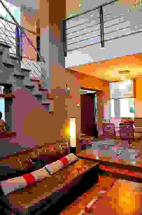 Wohnzimmer von Estudio Gore