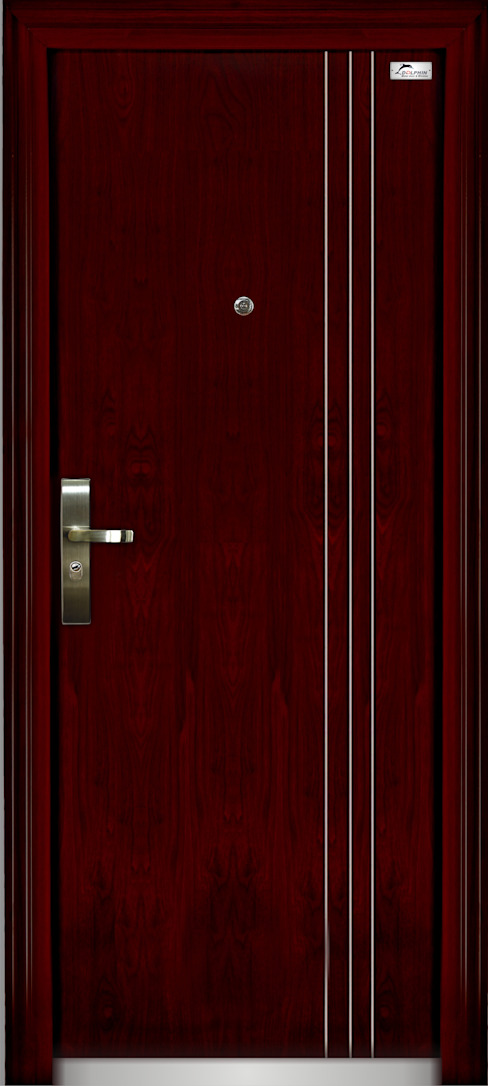 Doors by PT. Golden Prima Sentosa, Modern Wood Wood effect