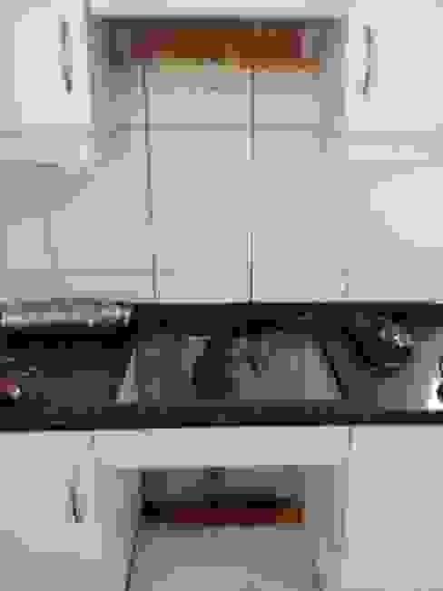 Cambio artefactos de cocina de Mif gasfiteria