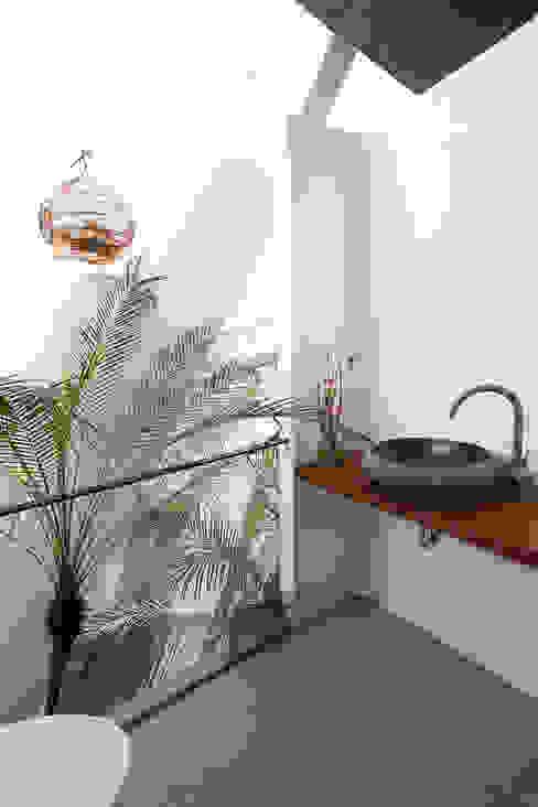 모던스타일 욕실 by NGHIA-ARCHITECT 모던