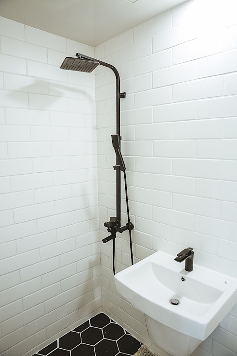 浴室 by AAPA건축사사무소