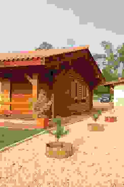 RUSTICASA   Casa unifamiliar   Vila Nova de Gaia RUSTICASA Casas de madeira Madeira maciça Acabamento em madeira