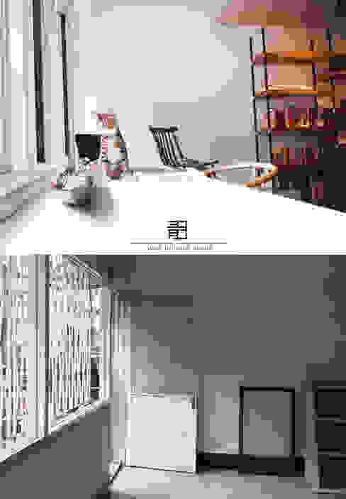 【商空設計案】青田中室內制作: 亞洲  by 青田中室內制作, 日式風、東方風