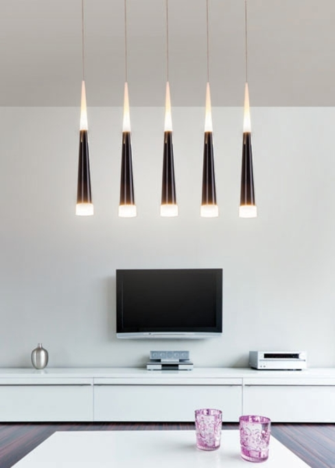 de Mlamp Moderno Metal
