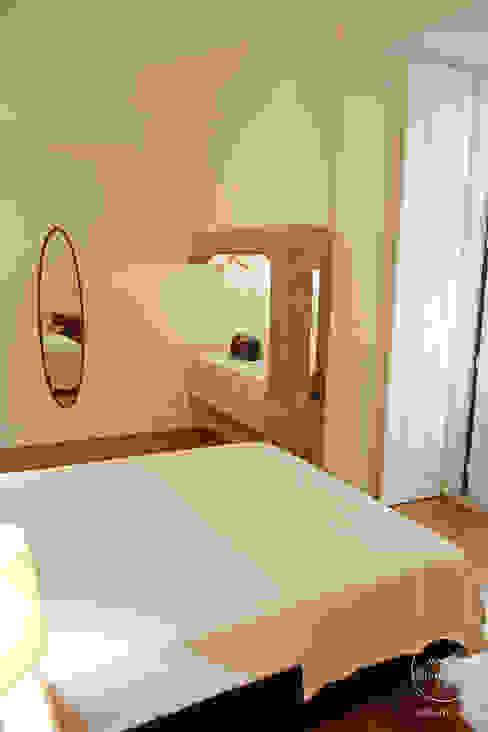Kamar Tidur Modern Oleh Matos + Guimarães Arquitectos Modern