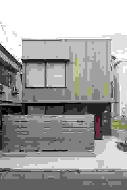 江戸川区K邸 の スタジオ・スペース・クラフト一級建築士事務所 オリジナル 無垢材 多色