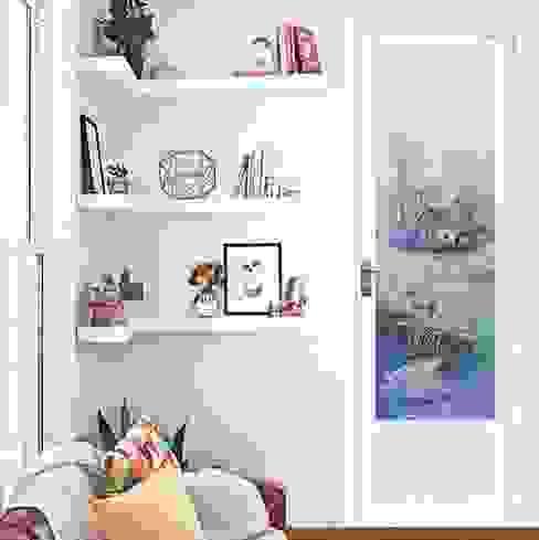 pintu alumunium type PAG 007:  Pintu by PT. Golden Prima Sentosa