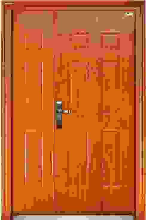 PT. Golden Prima Sentosa Modern style doors Iron/Steel Brown