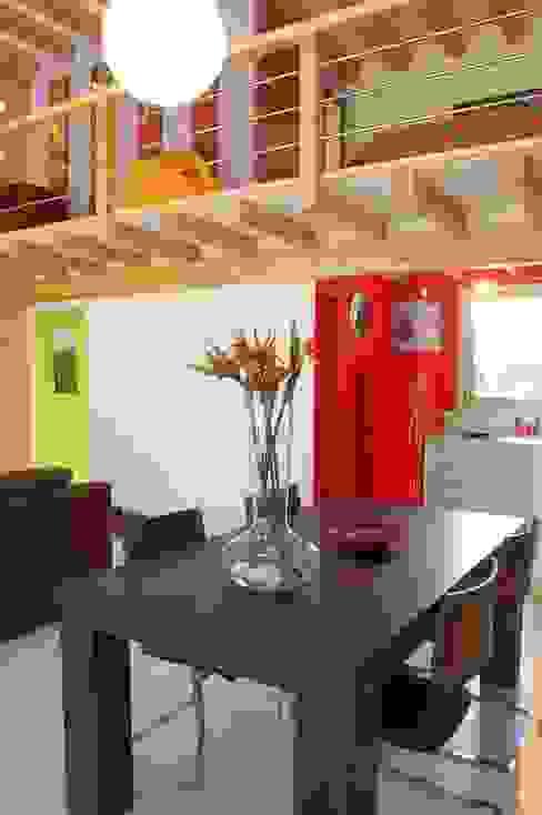 Столовые комнаты в . Автор – Rusticasa,