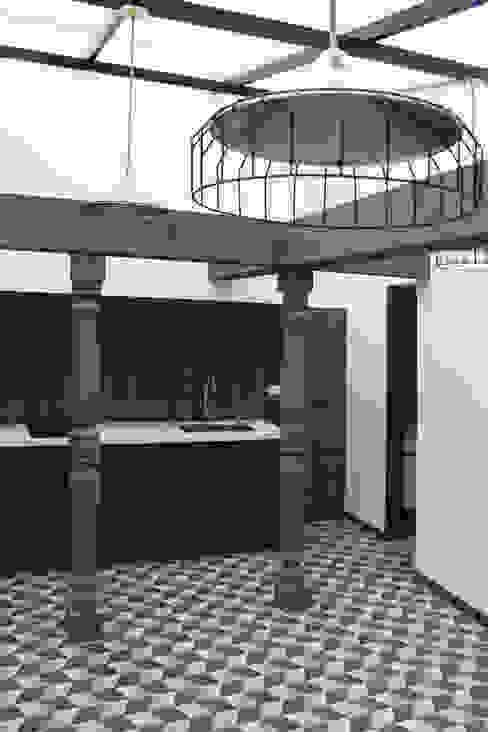 apartamento 8 Salas de estilo ecléctico de ESTUDIO DUSSAN Ecléctico