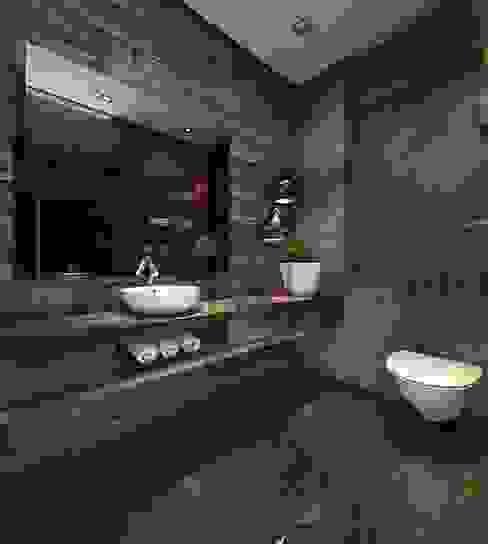 Bathroom من AWTAD Architectural Designs حداثي