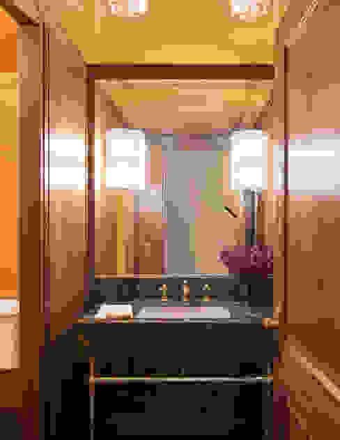 West Village Townhouse andretchelistcheffarchitects 浴室