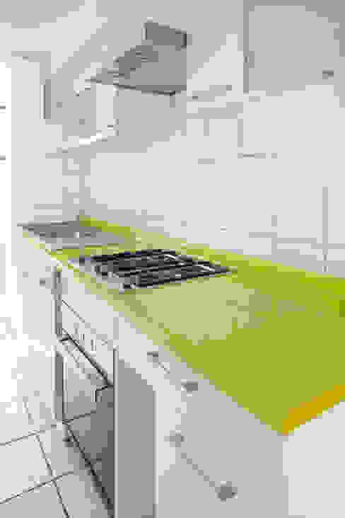ARCOP Arquitectura & Construcción Cozinhas modernas