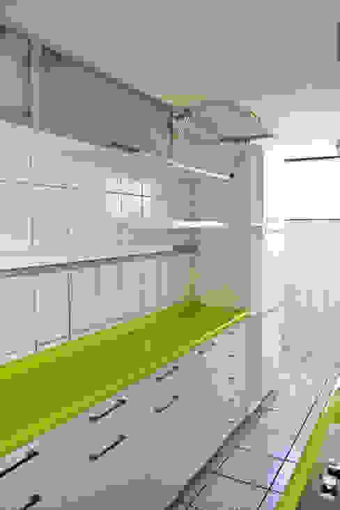 ARCOP Arquitectura & Construcción Cocinas de estilo moderno