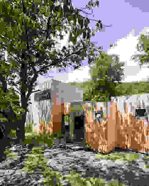 m architecture Rumah pedesaan