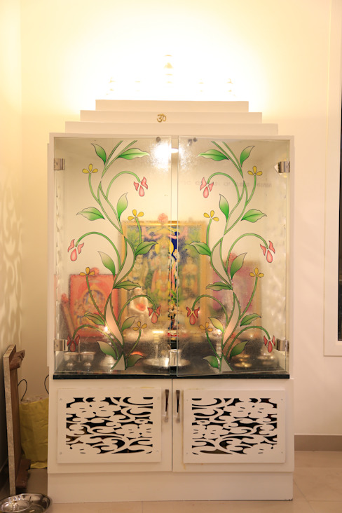 Pooja Unit by homify