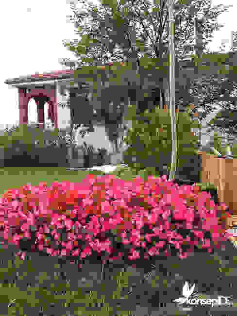 Garden by konseptDE Peyzaj Fidancılık Tic. Ltd. Şti.,