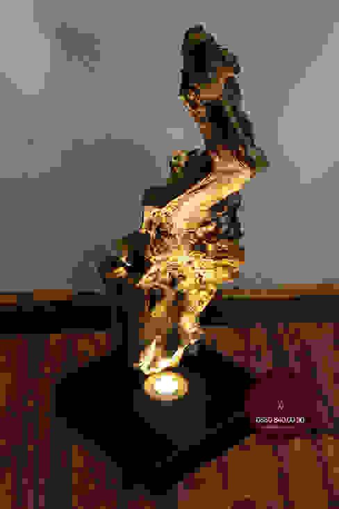 de odywood Rústico Madera Acabado en madera