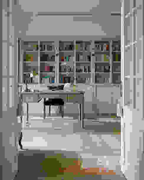 尚展空間設計 Study/office White