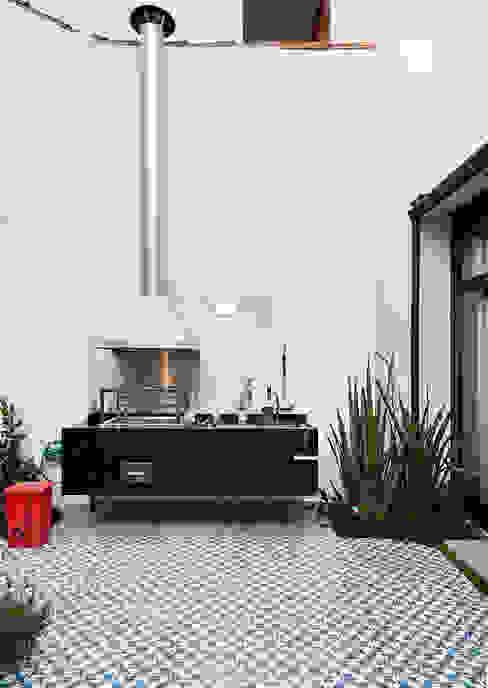 Garden by ODVO Arquitetura e Urbanismo, Modern