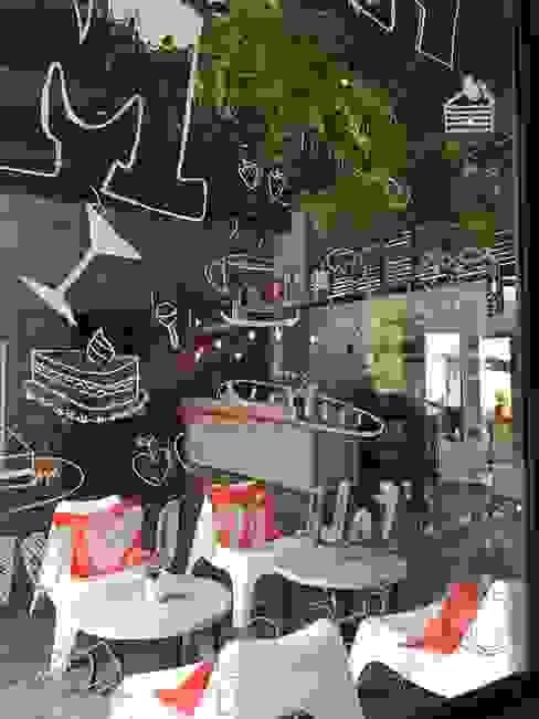 Milano cafe โดย Thaan Studio