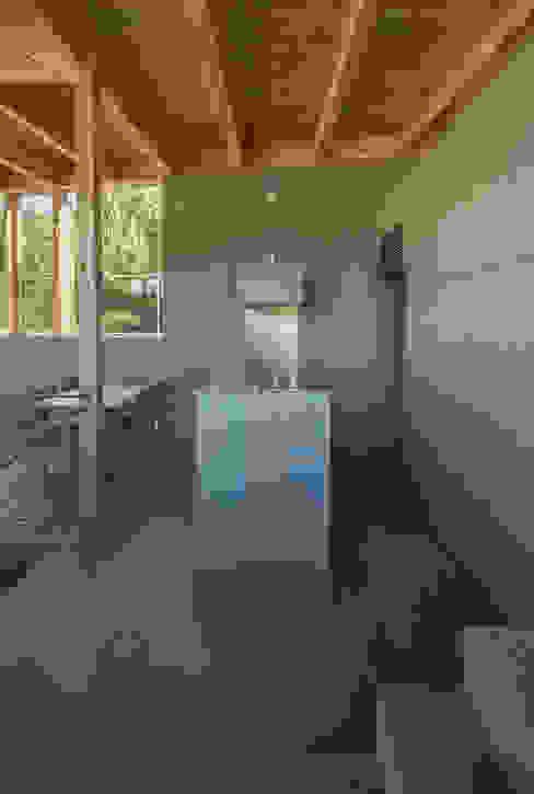 キッチン モダンな キッチン の 武藤圭太郎建築設計事務所 モダン