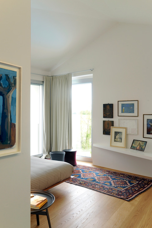 Kamar Tidur Modern Oleh Studio di Architettura e Ingegneria Santi Modern