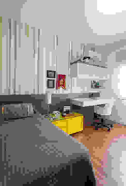 Modern Bedroom by Escritorio de Arquitetura Karina Garcia Modern