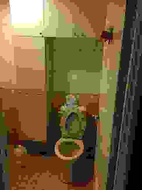 原屋況 Minimalist style bathroom by E&C創意設計有限公司 Minimalist