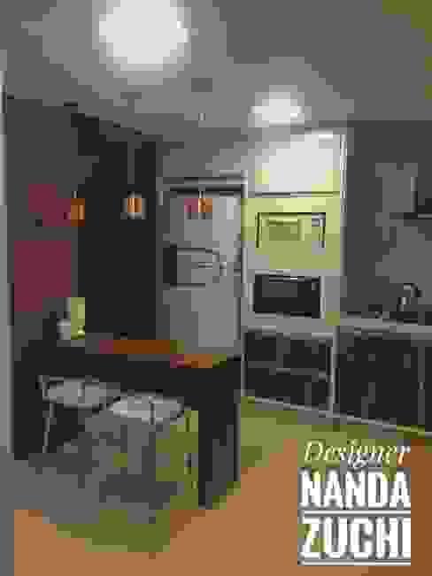 Designer Fernanda Zuchi Built-in kitchens