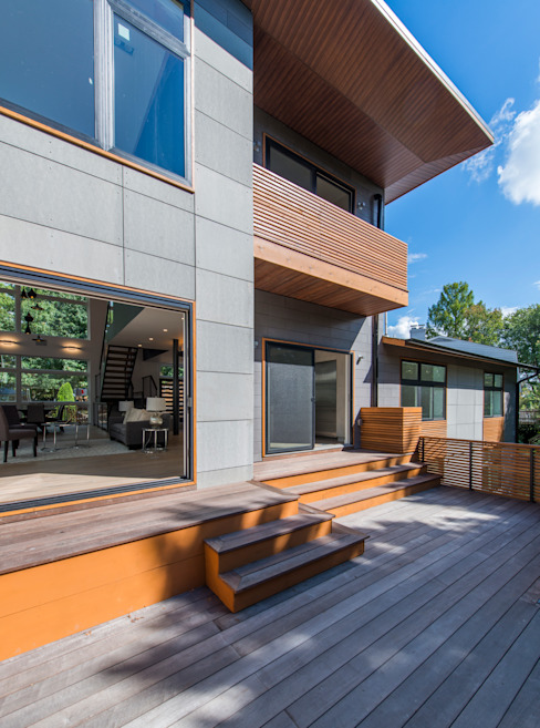 Bethesda Renovation/Addition by ARCHI-TEXTUAL, PLLC