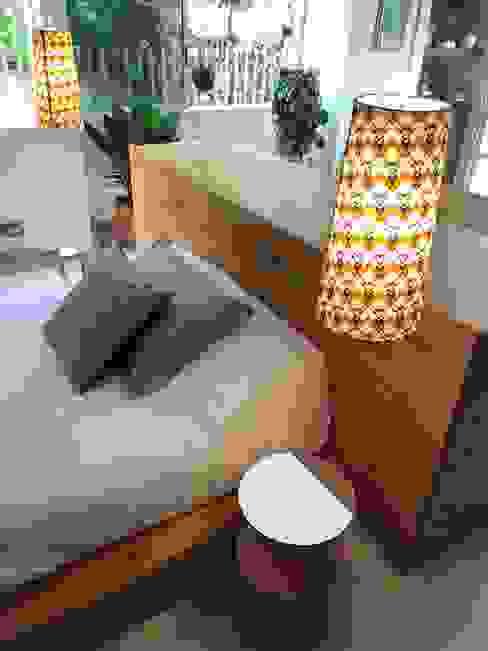 LUZ Dormitorios de estilo mediterráneo de homify Mediterráneo