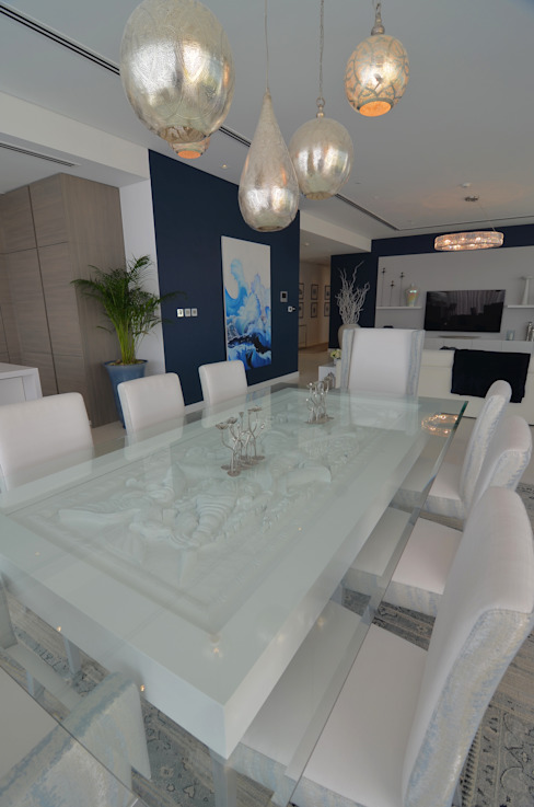Dining room by Etcetera Living
