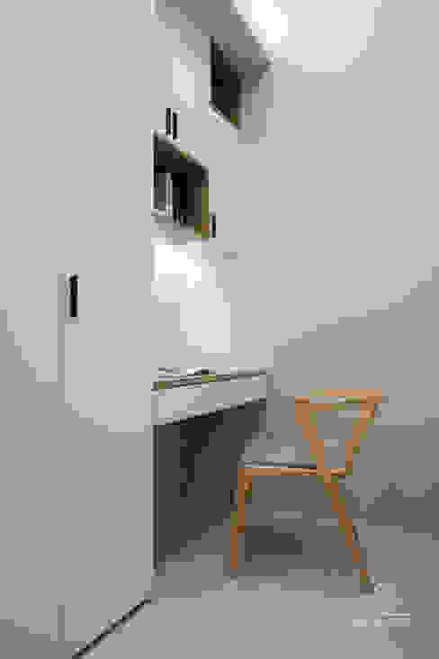 客房 根據 極簡室內設計 Simple Design Studio 簡約風