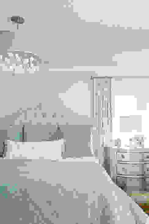 Frahm Interiors غرفة نوم