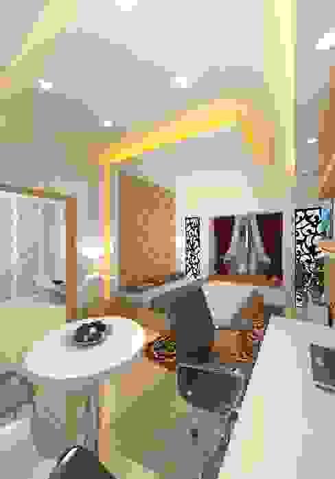 Prashant Residence Modern Bathroom by Gurooji Designs Modern