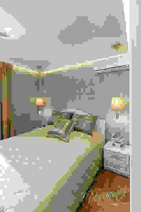 Bedroom by Студия Инстильер | Studio Instilier,
