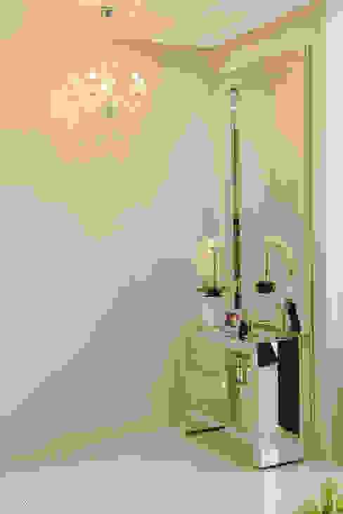 Carla Monteiro Arquitetura e Interiores Living roomTV stands & cabinets
